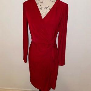 💔Ralph Lauren Stunning Red Dress